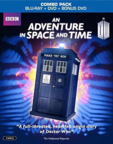 An Adventure in Space and Time [3 Discs] [Blu-ray/DVD] [2013] 5747266