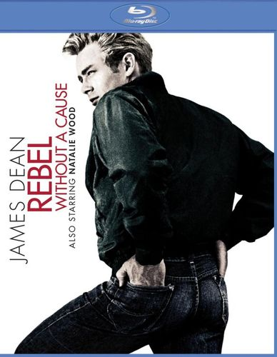 Rebel Without a Cause [Blu-ray] [1955] 5747316