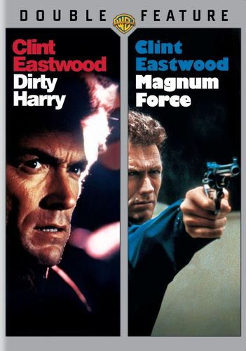 Dirty Harry/Magnum Force [2 Discs] [DVD] 5747556