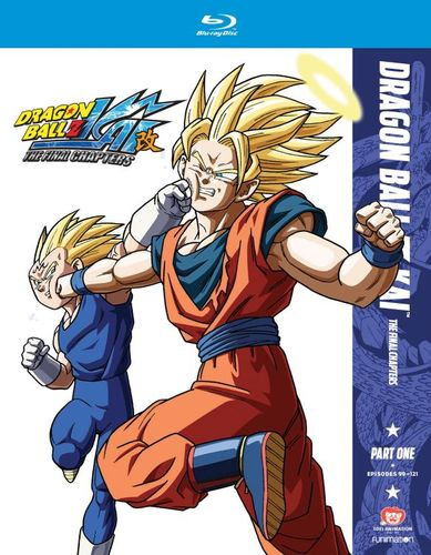 Dragon Ball Z Kai: The Final Chapters - Part One [Blu-ray] 5749323