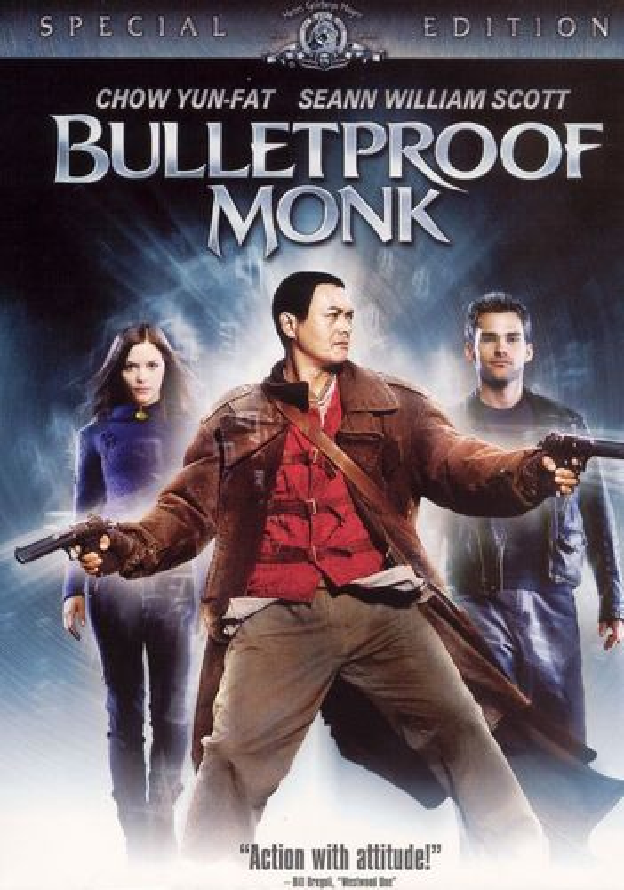 Bulletproof Monk [DVD] [2003] 5749951