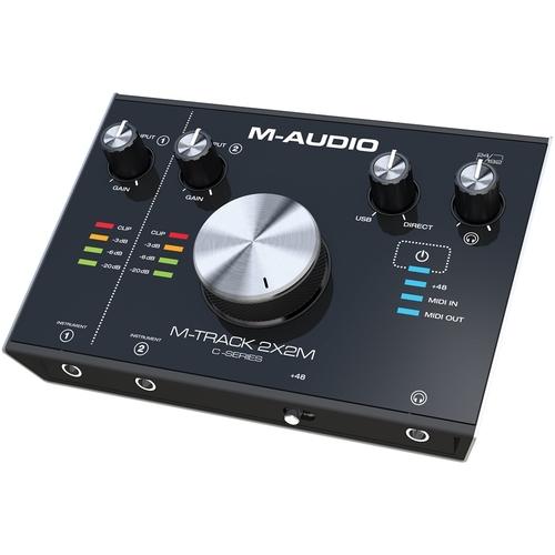 M-Audio - M-Track USB Audio Interface