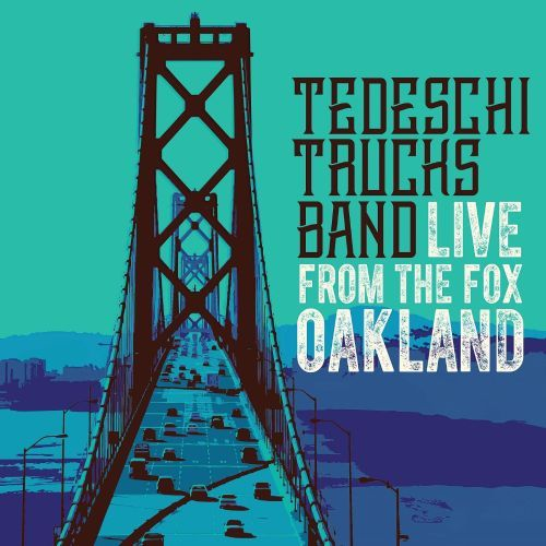 Live from the Fox Oakland [CD/Blu-ray] [CD & Blu-Ray] 5751000
