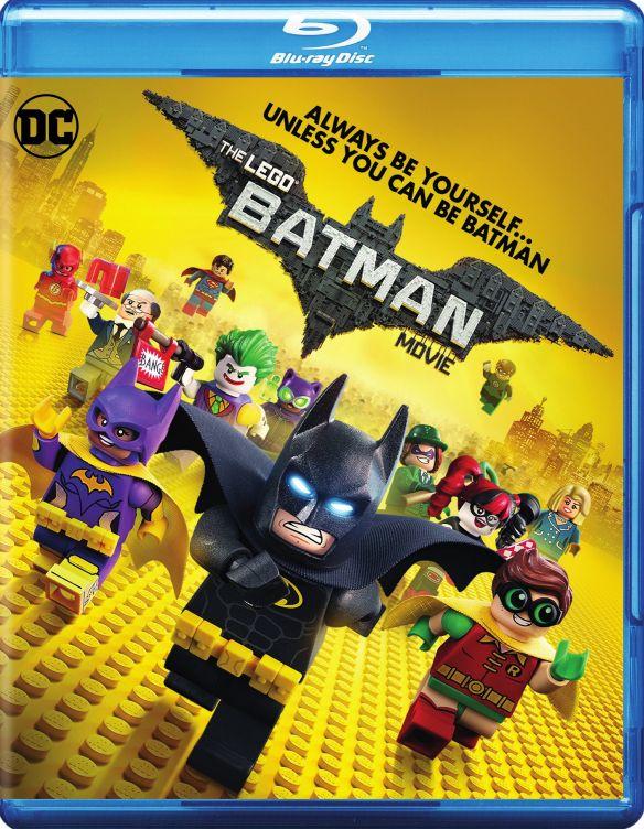The LEGO Batman Movie [Blu-ray] [2017] 5751501