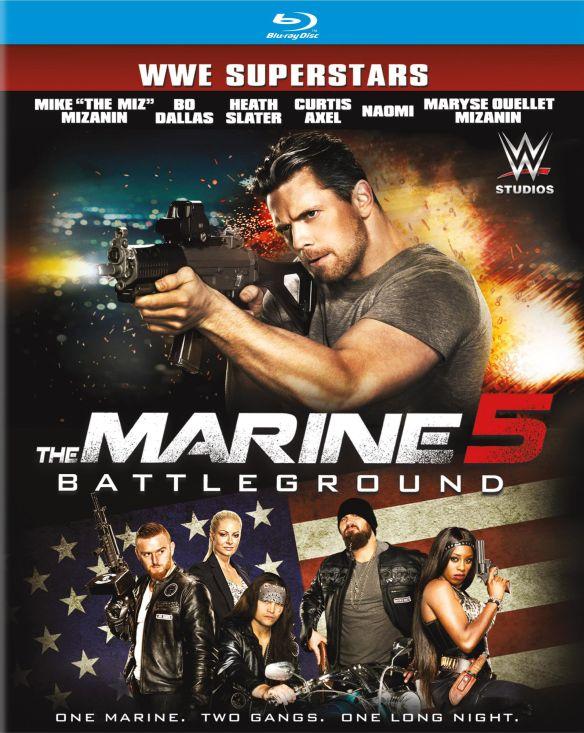 The Marine 5: Battleground [Blu-ray] [2017] 5752704
