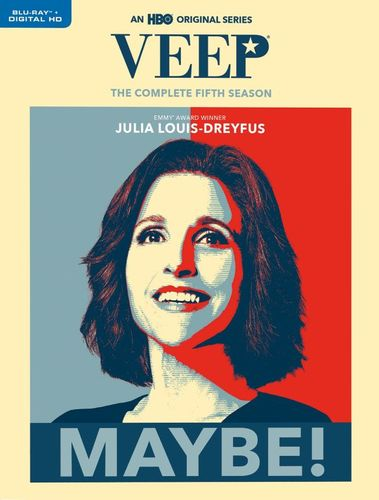 Veep: The Complete Fifth Season [Blu-ray] [2 Discs] 5754940