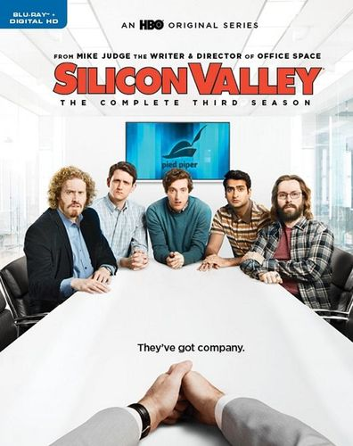 Silicon Valley: The Complete Third Season [Blu-ray] [2 Discs] 5754941