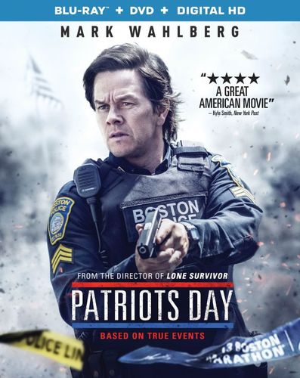 Patriots Day [Blu-ray] [2 Discs] [2016] 5759100