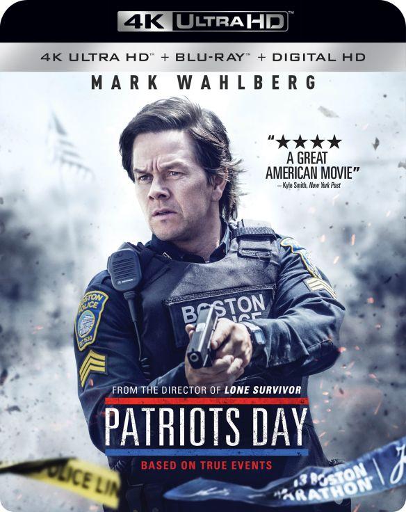 Patriots Day [4K Ultra HD Blu-ray] [2 Discs] [2016] 5759103