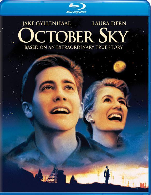 October Sky [Blu-ray] [1999] 5760716