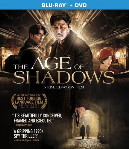 The Age of Shadows [Blu-ray/DVD] [2 Discs] [2016] 5760901