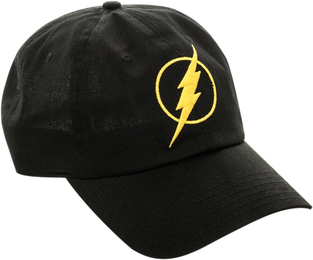 Warner Brothers FLASH HAT angleImage