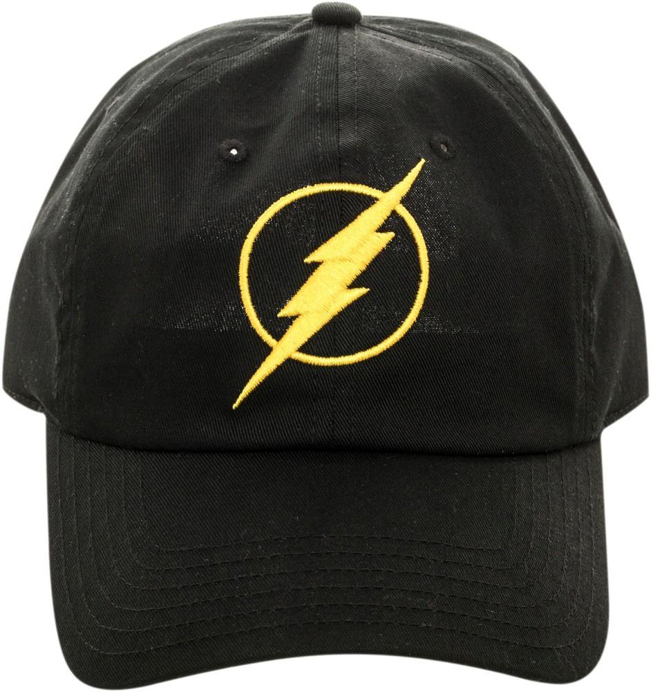 Warner Brothers FLASH HAT largeFrontImage