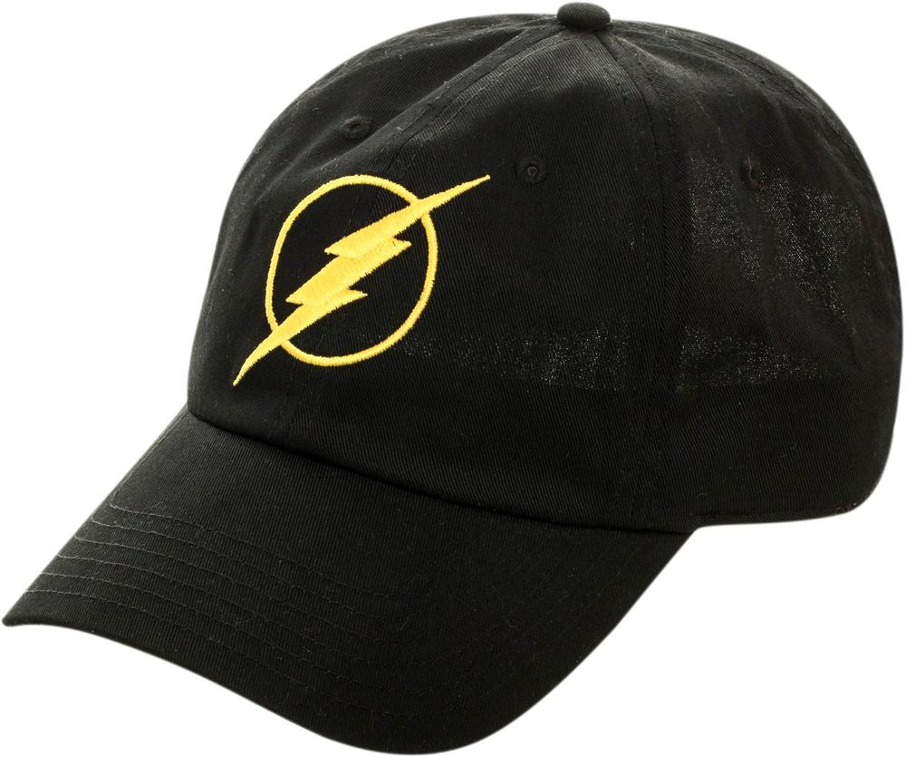 Warner Brothers FLASH HAT leftViewImage
