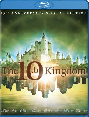 The 10th Kingdom [Blu-ray] [2 Discs] [2000] 5767713