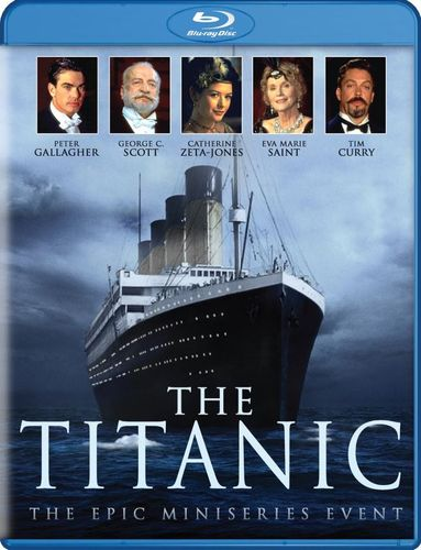 The Titanic: The Epic Miniseries Event [Blu-ray] [1996] 5767715