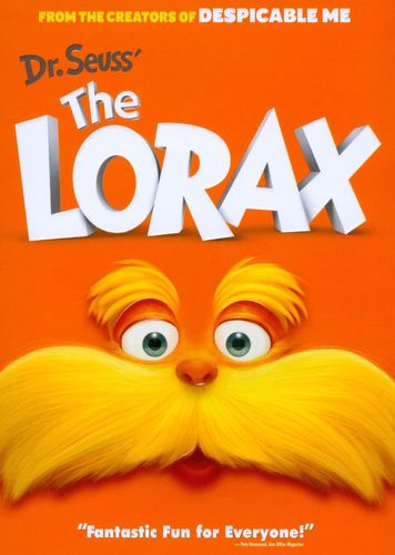 Dr. Seuss' The Lorax [DVD] [2012] 5768107