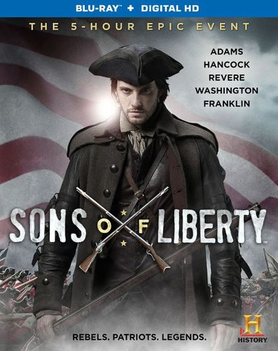 Sons of Liberty [Blu-ray] [2015] 5770078