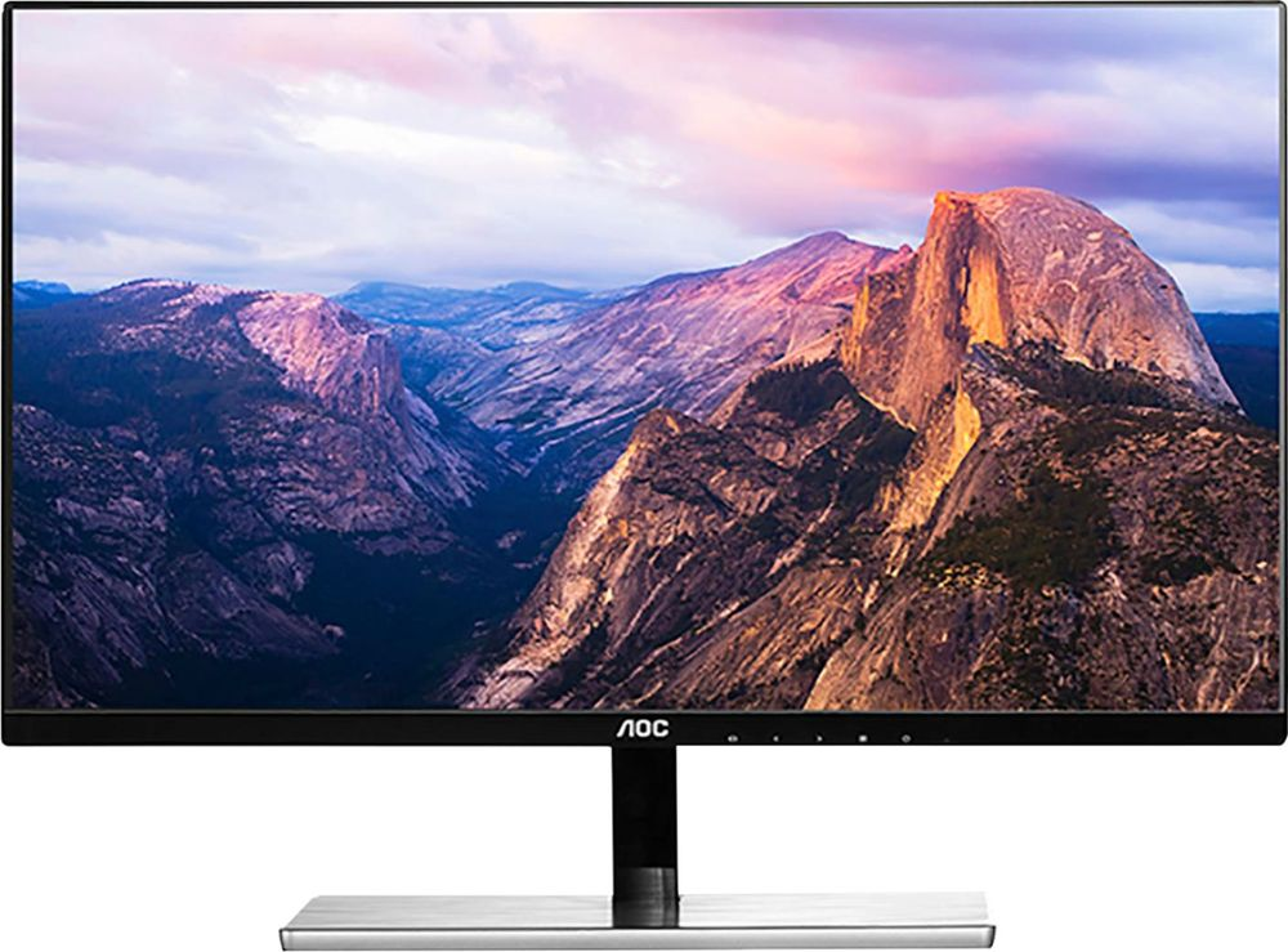 "AOC i2779vh 27"" IPS LED FHD Monitor Black/silver I2779VH"