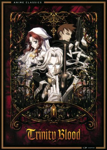 Trinity Blood: The Complete Series [4 Discs] [DVD] 5771635