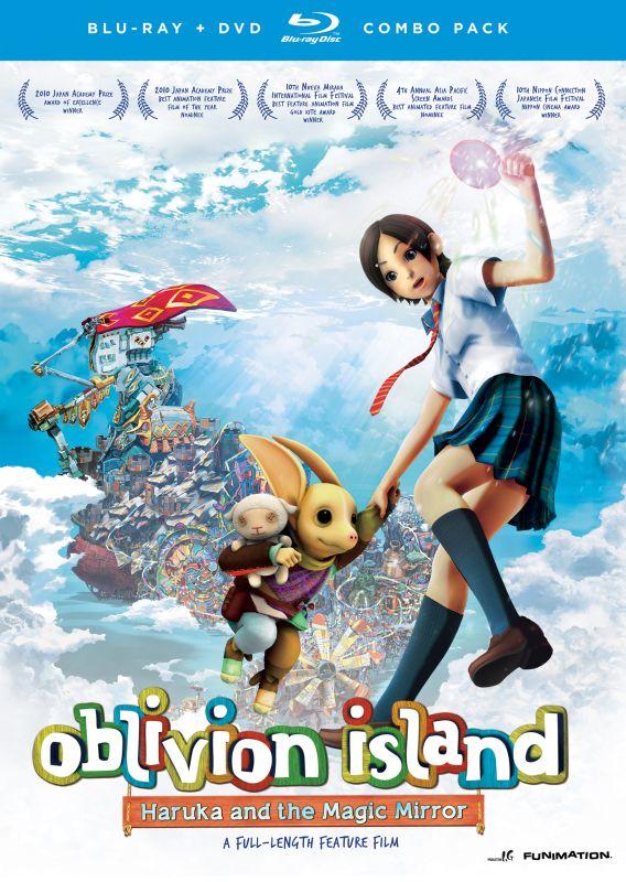 Oblivion Island: Haruka and the Magic Mirror [2 Discs] [Blu-ray/DVD] [2009] 5771653