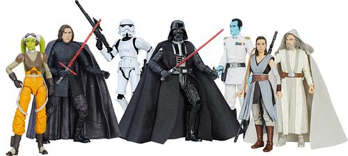"Hasbro - Star Wars The Force Awakens The Black Series 6"" Action Figure"