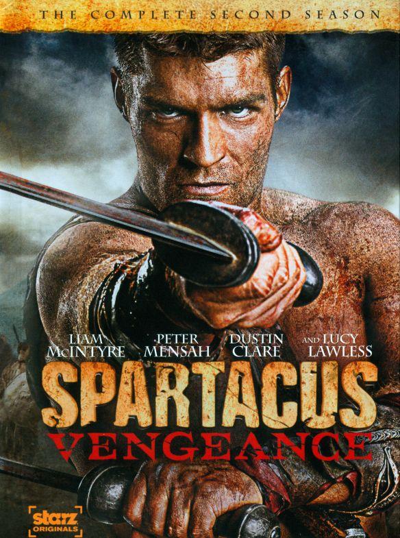Spartacus: Vengeance [3 Discs] [DVD] 5771971