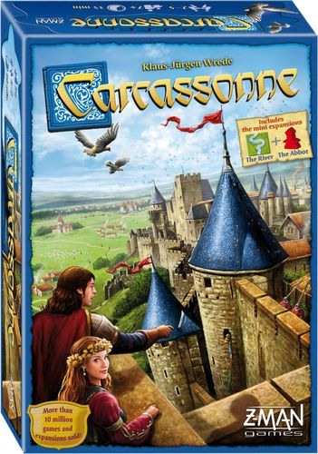 Z-man Games - Carcassonne...