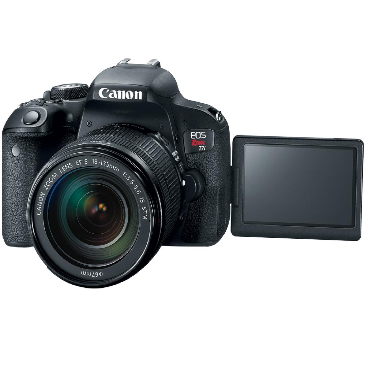 Canon - EOS Rebel T7i...