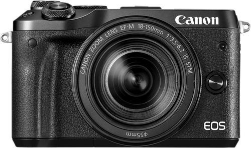 Canon - EOS M6 Mirrorless...