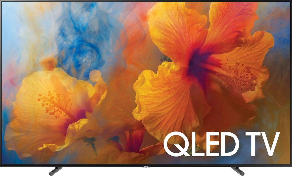 """Samsung - 75"""" Class (74.5"""" Diag.) - LED - 2160p - Smart - 4K Ultra HD TV with High Dynamic Range largeFrontImage"""