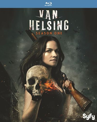 Van Helsing: Season One [Blu-ray] [3 Discs] 5774703