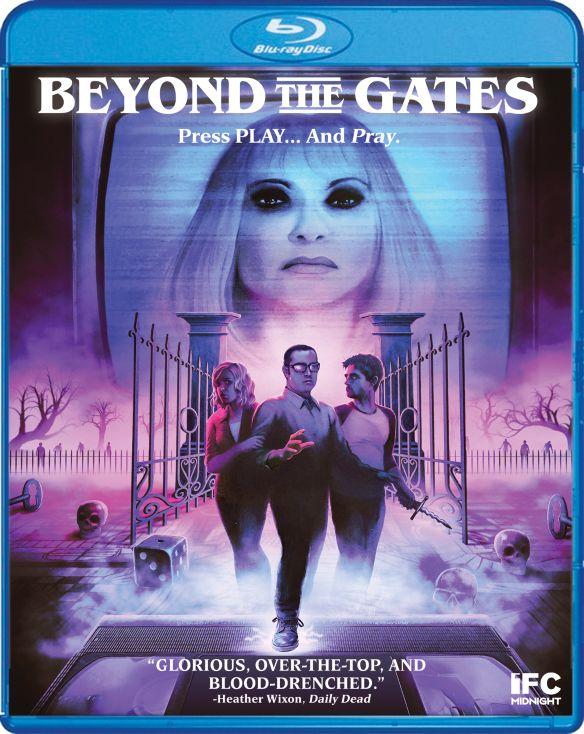 Beyond the Gates [Blu-ray] [2016] 5774708