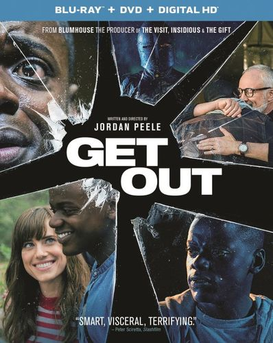 Get Out [Includes Digital Copy] [UltraViolet] [Blu-ray/DVD] [2 Discs] [2017] 5774717