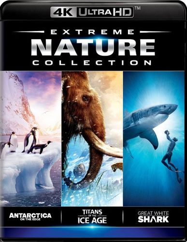 IMAX: Extreme Nature Collection [4K Ultra HD Blu-ray] 5774718