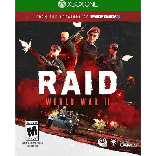 Raid: World War II -...