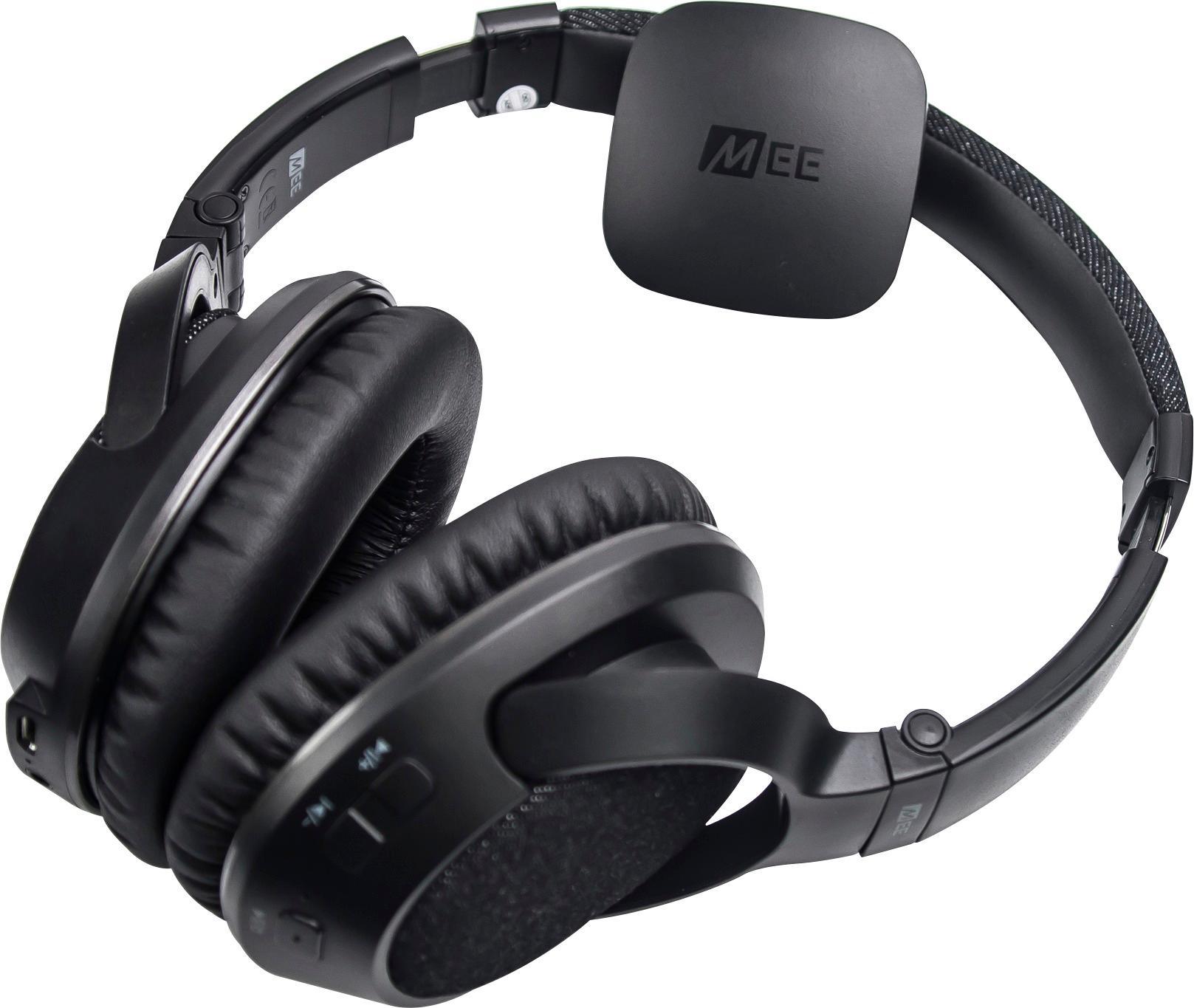 MEE audio MATRIX3 Wireless Over-the-Ear Headphones Black CMB-T1M3-MEE