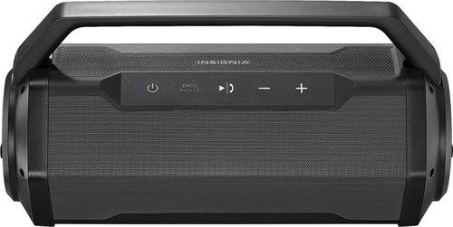 Insignia NS-CSPBTWP1 Portable Wireless Speaker - Black