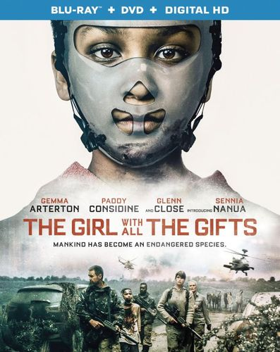 The Girl with All the Gifts [Includes Digital Copy] [UltraViolet] [Blu-ray/DVD] [2 Discs] [2016] 5782305