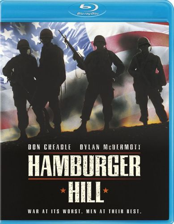 Hamburger Hill [Blu-ray] [1987] 5782308