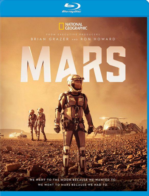 Mars: Season 1 [Blu-ray] [3 Discs] 5784200