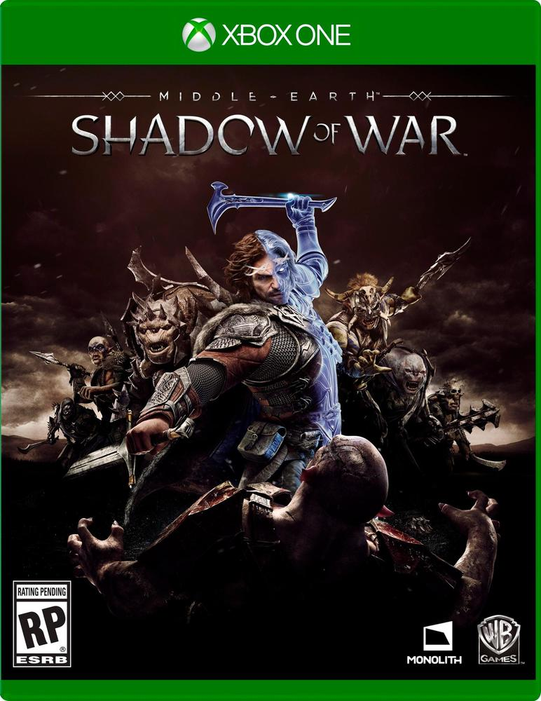 Middle-Earth: Shadow of War Xbox One 1000640754
