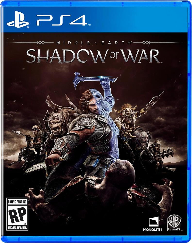 Middle-Earth: Shadow of War PlayStation 4 1000640755