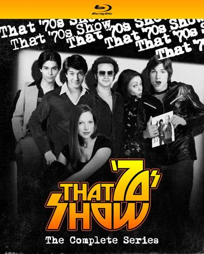 That '70s Show: The Complete Series [Flashback Edition] [Blu-ray] 5786001
