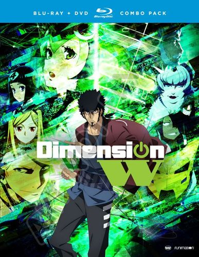 Dimension W: Season One [Blu-ray/DVD] [4 Discs] 5787202