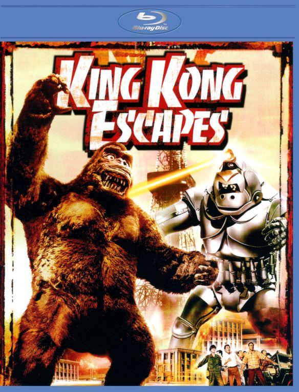 King Kong Escapes [Blu-ray] [1967] 5787203