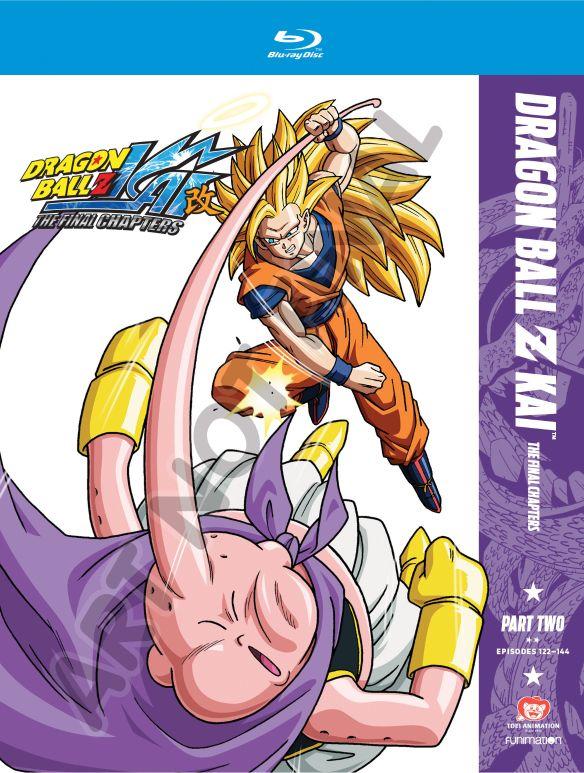 Dragon Ball Z Kai: The Final Chapters - Part Two [Blu-ray] 5787204