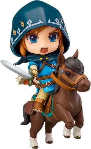 Good Smile Company - Nendoroid DX Edition The Legend of Zelda: Breath of the Wild Link Figure 5787501