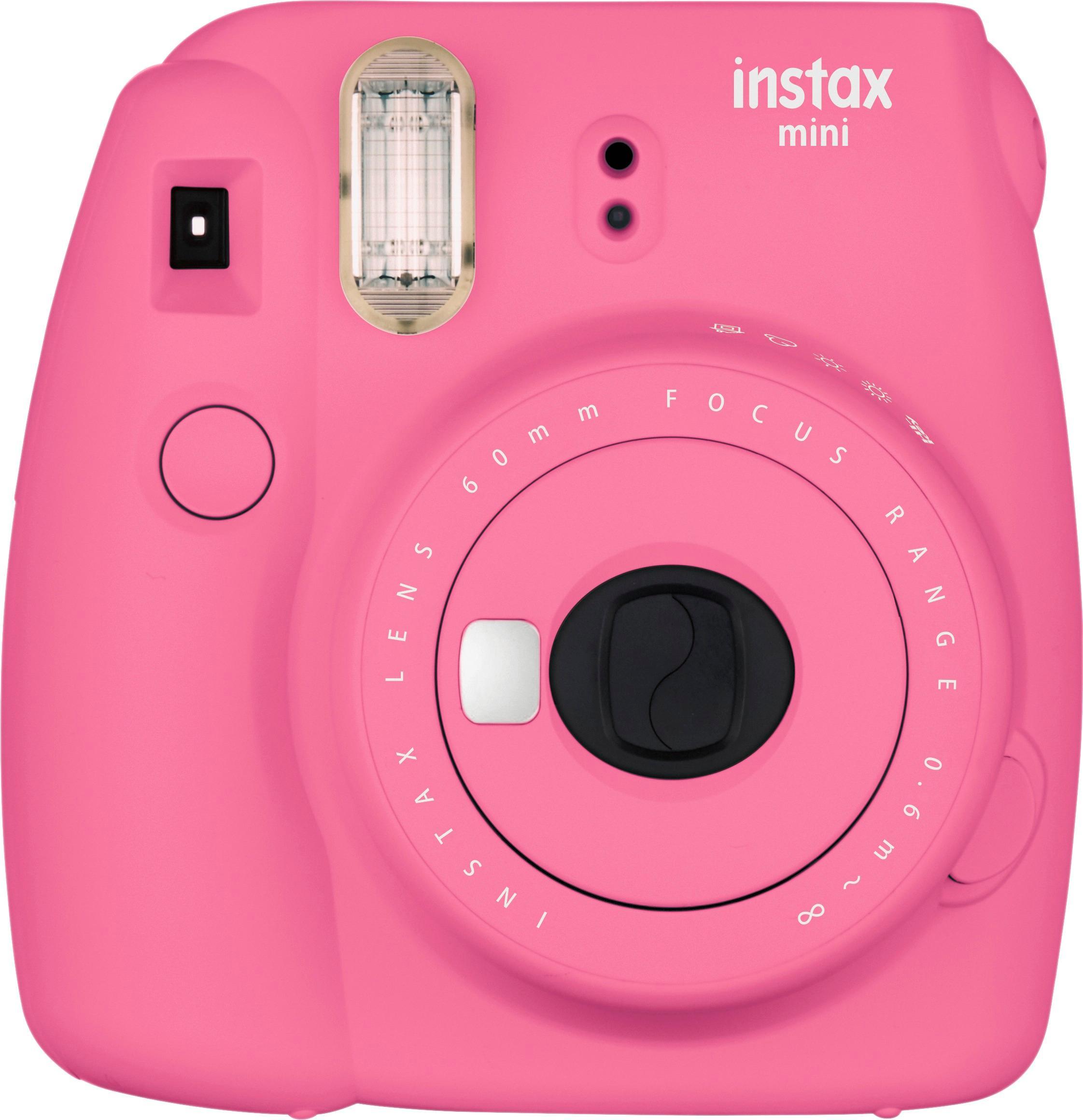 Harga Fujifilm Instax Mini 9 Instant Film Camera Flamingo Pink