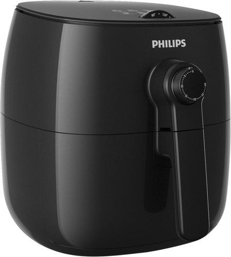 Philips - Viva Collection 2.75 qt. TurboStar™ Analog Air Fryer...